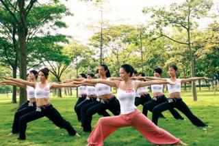 Các bài thể dục phù hợp với phụ nữ