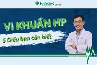 """Nhiễm khuẩn HP - Khi nào """"CẦN"""" và """"KHÔNG CẦN"""" điều trị ? ĐỪNG HOANG MANG NHÉ !"""