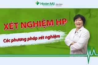Các Phương Pháp Xét nhgiệm Vi khuẩn HP - Helicobacter Pylory