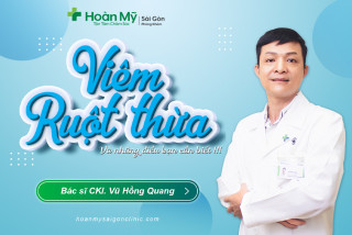 """""""Viêm Ruột Thừa"""" và những điều bạn cần biết !!!"""